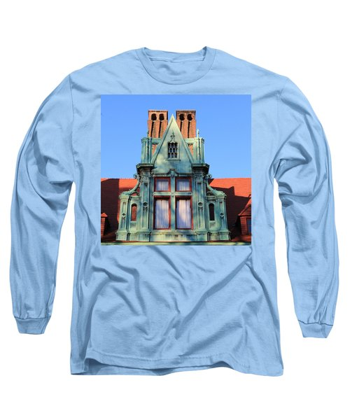 Keeper Of The Past Long Sleeve T-Shirt