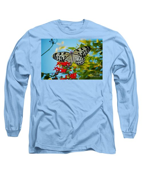 Kite Butterfly Long Sleeve T-Shirt
