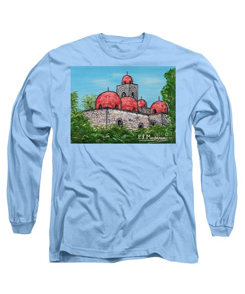 La Chiesa Di San Giovanni Degli Eremiti  Long Sleeve T-Shirt