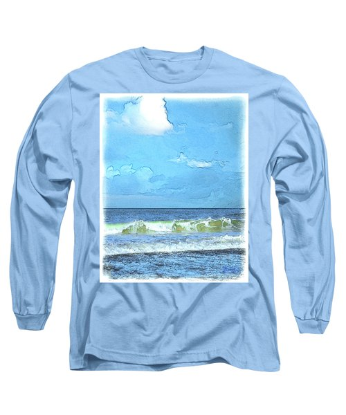 Lacount Hollow Long Sleeve T-Shirt