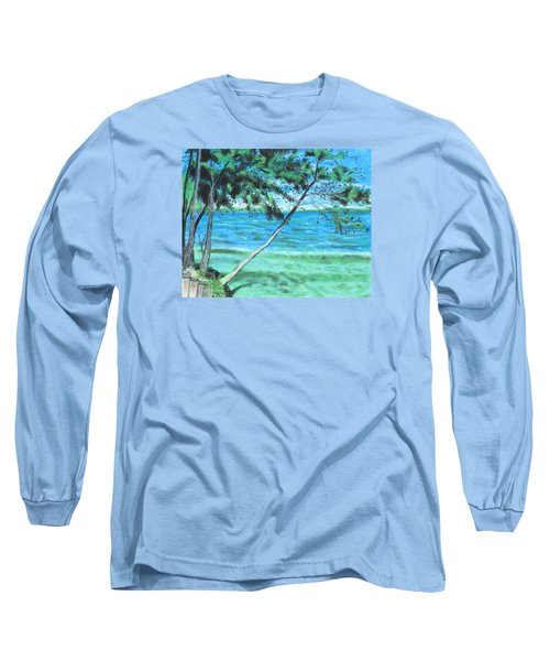 Lakeland 3 Long Sleeve T-Shirt by Jeanne Fischer