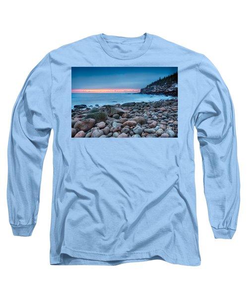 Land Of Sunrise Long Sleeve T-Shirt