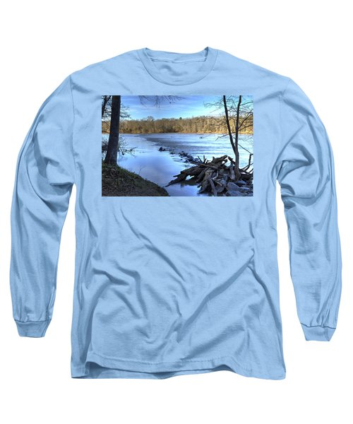 Landsford Canal-1 Long Sleeve T-Shirt