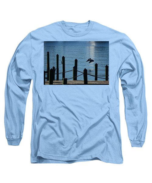 Last Light Flight Long Sleeve T-Shirt