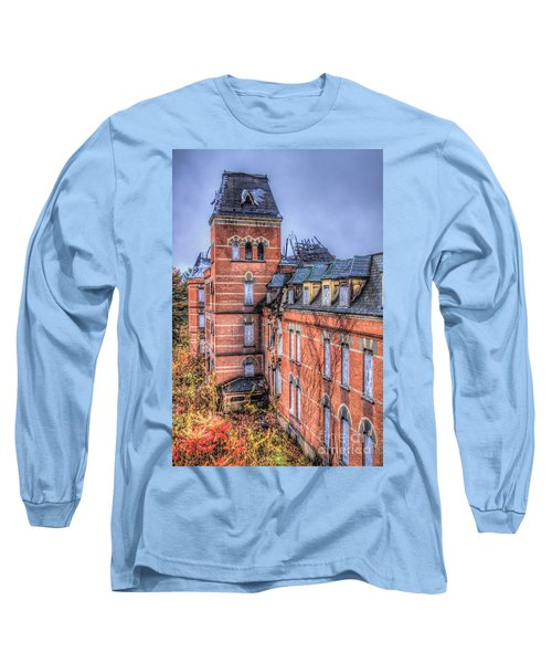 Left Standing  Long Sleeve T-Shirt