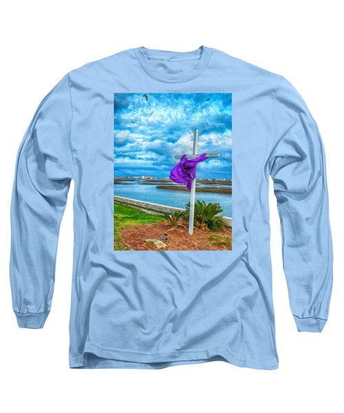 Lentin Cross Long Sleeve T-Shirt