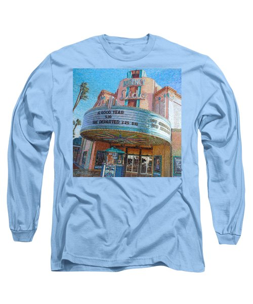 Lido Theater Long Sleeve T-Shirt