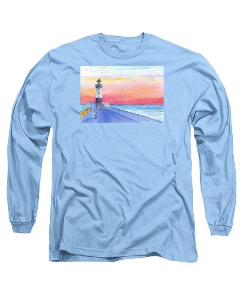 Lighthouse Keeper Long Sleeve T-Shirt
