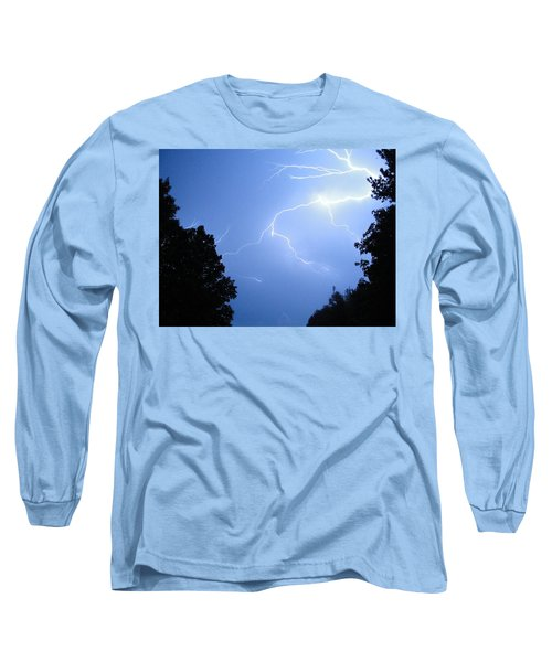 Lighting Up The Night Long Sleeve T-Shirt