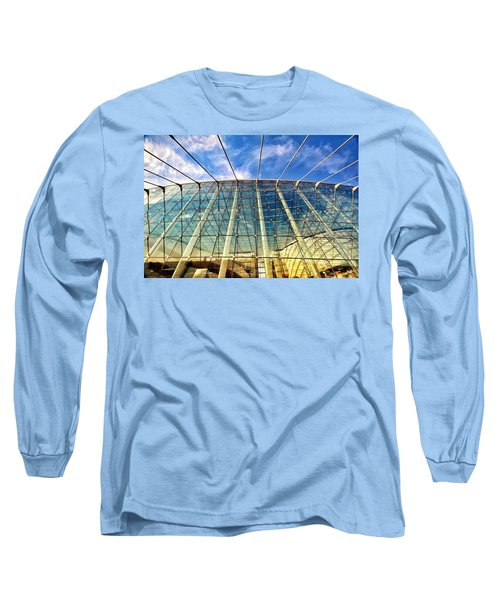 Lines Long Sleeve T-Shirt