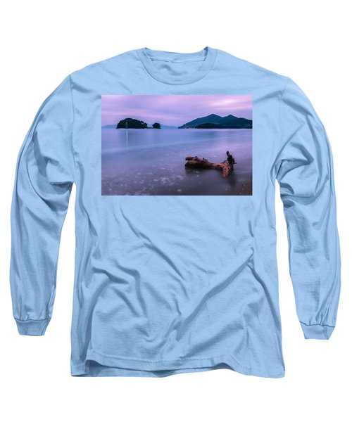 Little Corner By The Sea Long Sleeve T-Shirt