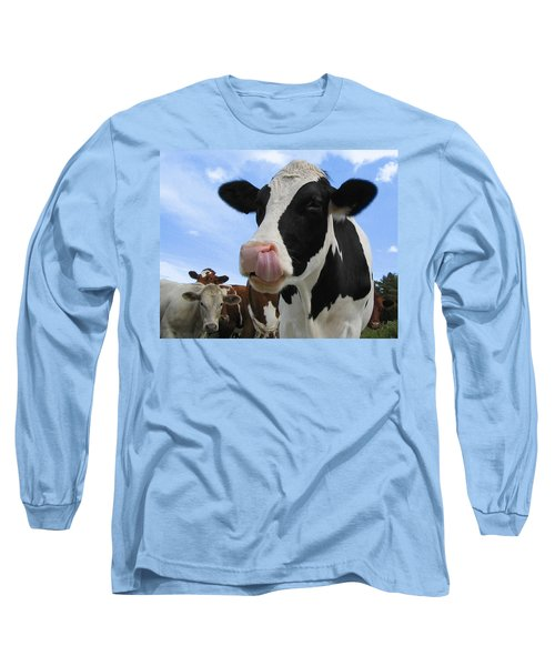 Look What I Can Do Long Sleeve T-Shirt