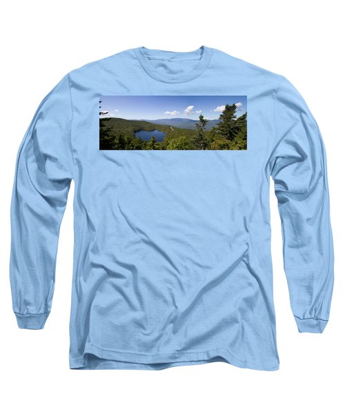 Loon Mountain Long Sleeve T-Shirt