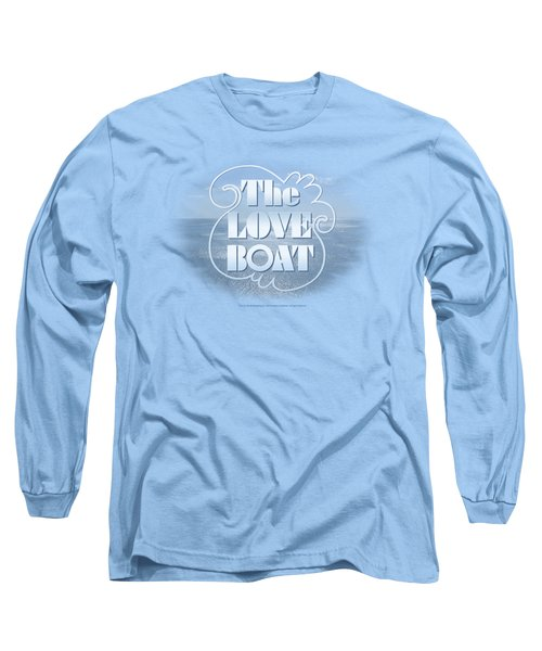 Love Boat - The Love Boat Long Sleeve T-Shirt