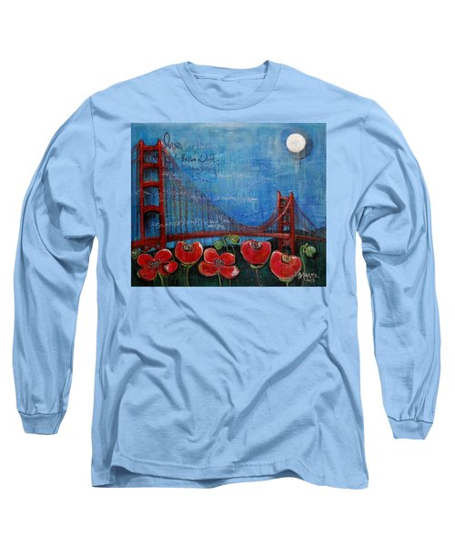 Love For San Francisco Long Sleeve T-Shirt
