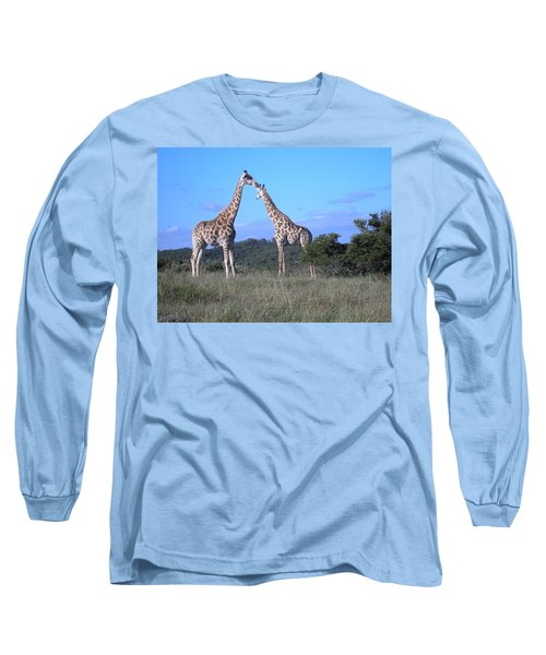 Lovers On Safari Long Sleeve T-Shirt