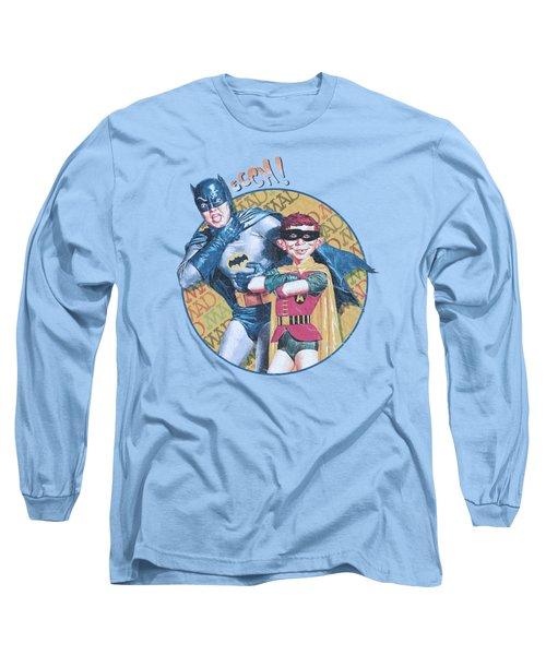 Mad - Batman And Alfred Long Sleeve T-Shirt