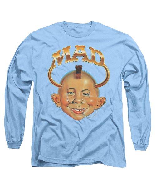 Mad - Punk Long Sleeve T-Shirt