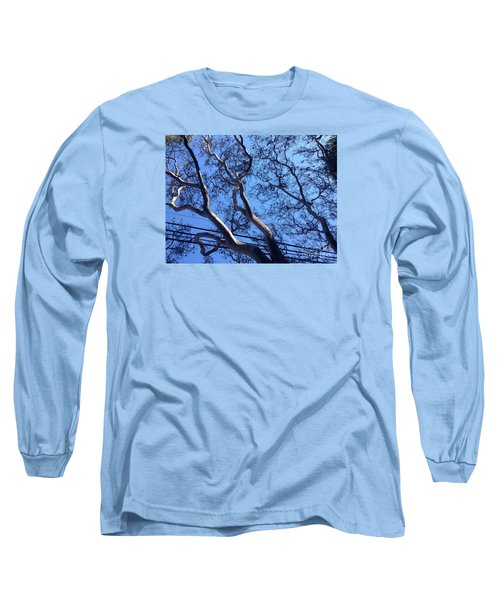 Long Sleeve T-Shirt featuring the photograph Magnificence by Nora Boghossian