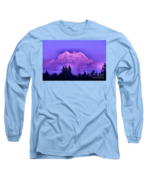 Majestic Long Sleeve T-Shirt by Rory Sagner