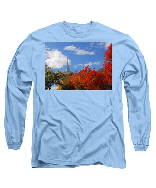 Majesty Long Sleeve T-Shirt by Lynn Bauer