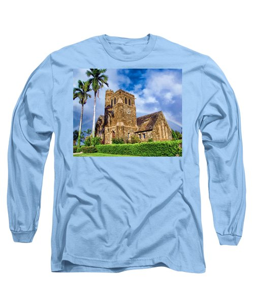 Makawao Union Church 1 Long Sleeve T-Shirt