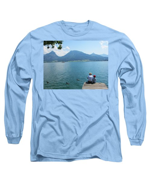 Mama And I Long Sleeve T-Shirt