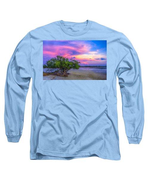 Mangrove By The Bay Long Sleeve T-Shirt