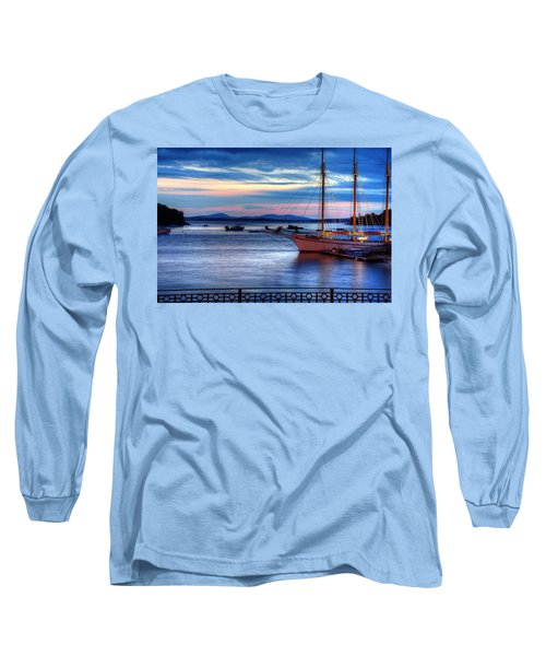 Margaret Todd At Sunrise Long Sleeve T-Shirt