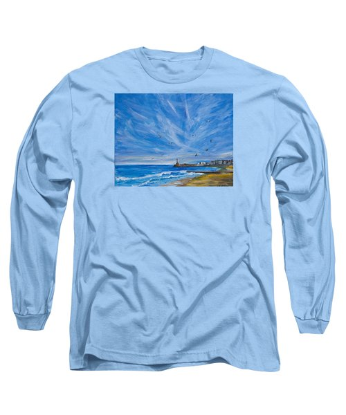 Margate Skies Long Sleeve T-Shirt