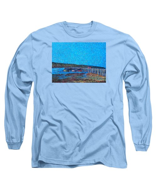 Market Wharf St. Andrews Nb Long Sleeve T-Shirt