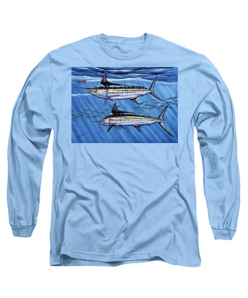 Marlins Twins Long Sleeve T-Shirt