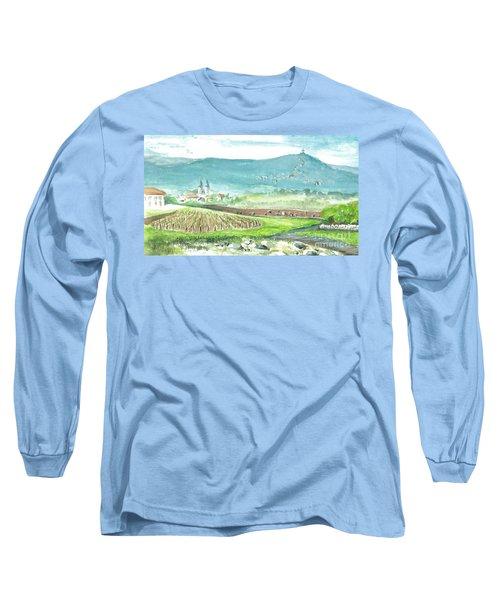 Medjugorje Fields Long Sleeve T-Shirt