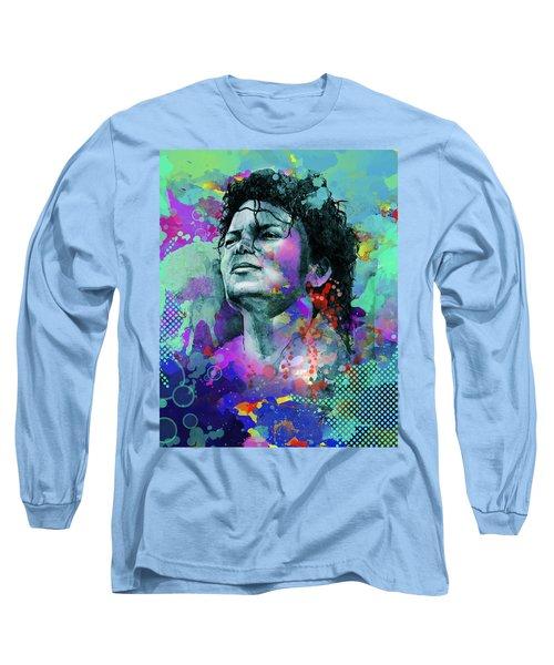 Michael Jackson 12 Long Sleeve T-Shirt