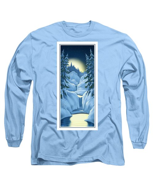 Midnight Sun Long Sleeve T-Shirt