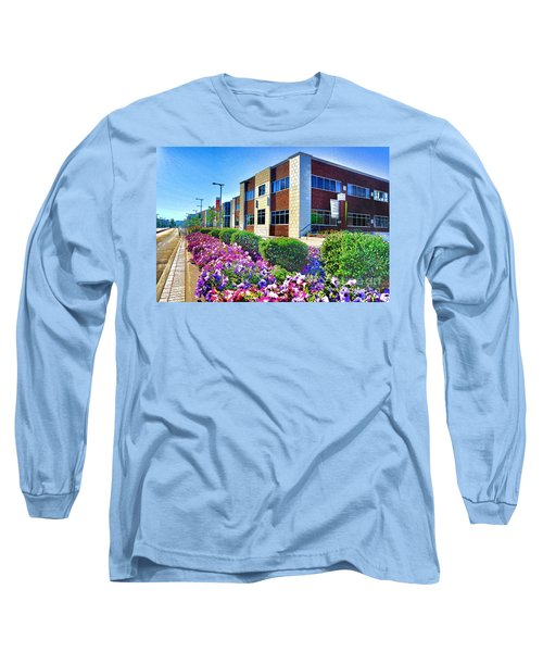Geis Midtown Tech Park - Cleveland Ohio Long Sleeve T-Shirt
