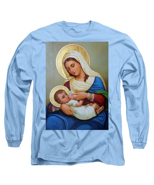Milk Grotto Artwork Long Sleeve T-Shirt
