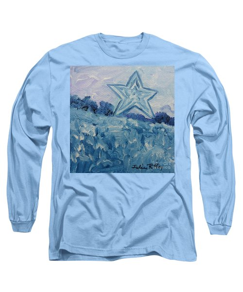 Mill Mountain Star Long Sleeve T-Shirt