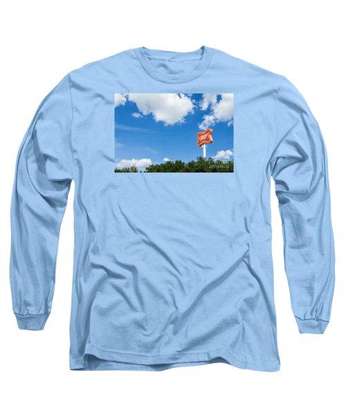 Miller Brewery Sign Long Sleeve T-Shirt