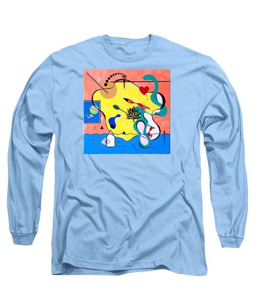 Miro Miro On The Wall Long Sleeve T-Shirt