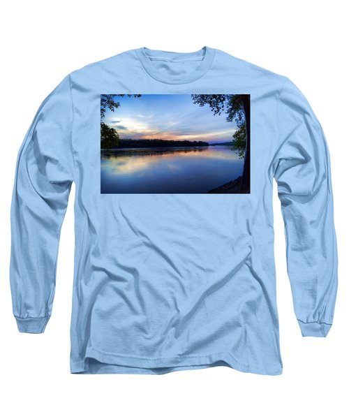 Missouri River Blues Long Sleeve T-Shirt
