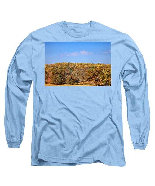Mixed Fall Long Sleeve T-Shirt