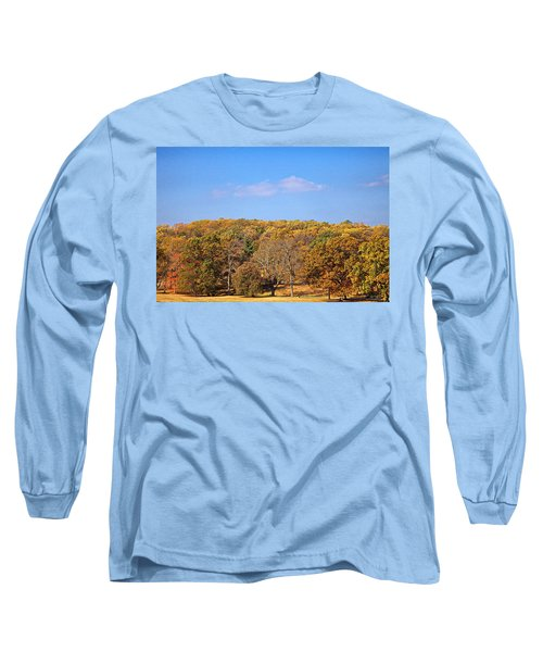 Mixed Fall Long Sleeve T-Shirt