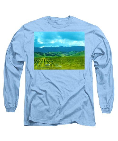 Mobile Transport Long Sleeve T-Shirt