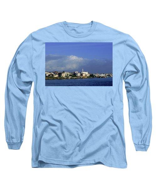 Mombasa, Kenya Long Sleeve T-Shirt