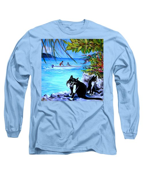 Montego Bay. Part One Long Sleeve T-Shirt