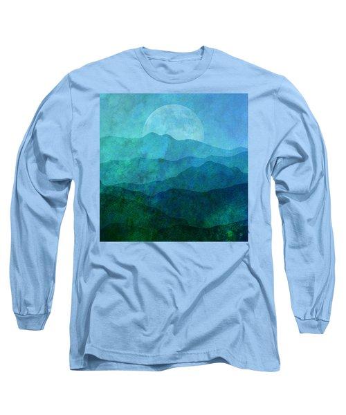Moonlight Hills Long Sleeve T-Shirt