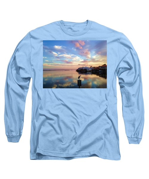 Morning Reflections Long Sleeve T-Shirt