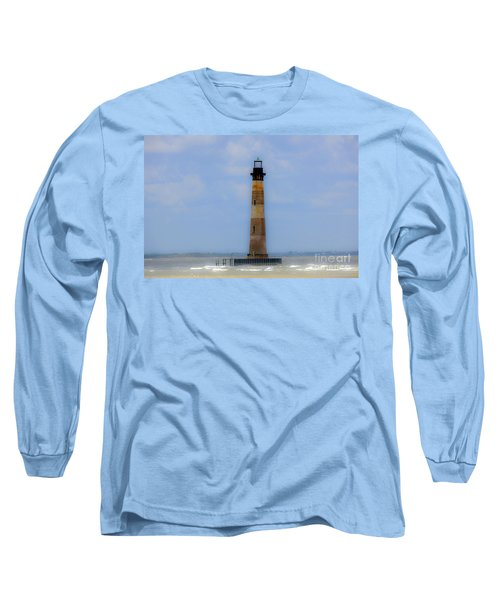 Sand Sea And Whimsey Long Sleeve T-Shirt by Dale Powell