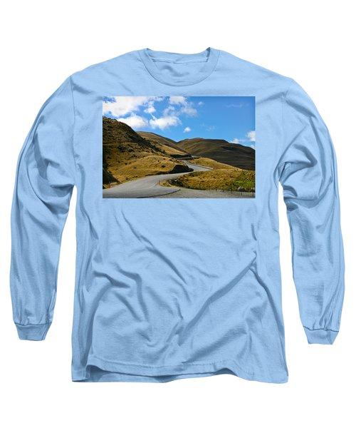 Mountain Pass Road Long Sleeve T-Shirt